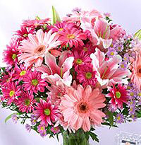 Amazing Pink Bouquet